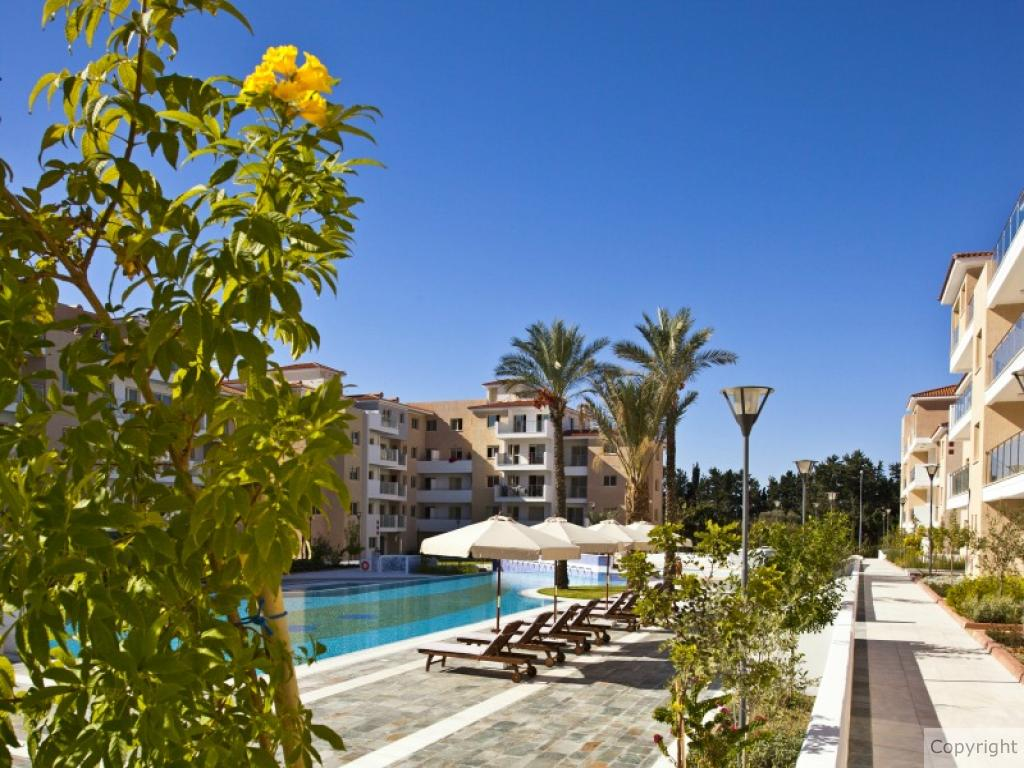 2 Bedroom - Apartment - Pafos - For Sale