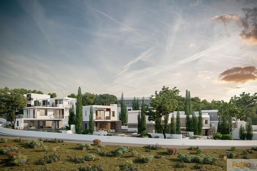 Красивые квартиры в греции