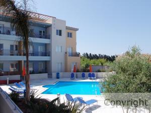 Квартира 71 м² в Пафосе