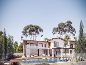 კოტეჯი 203 m² Paphos