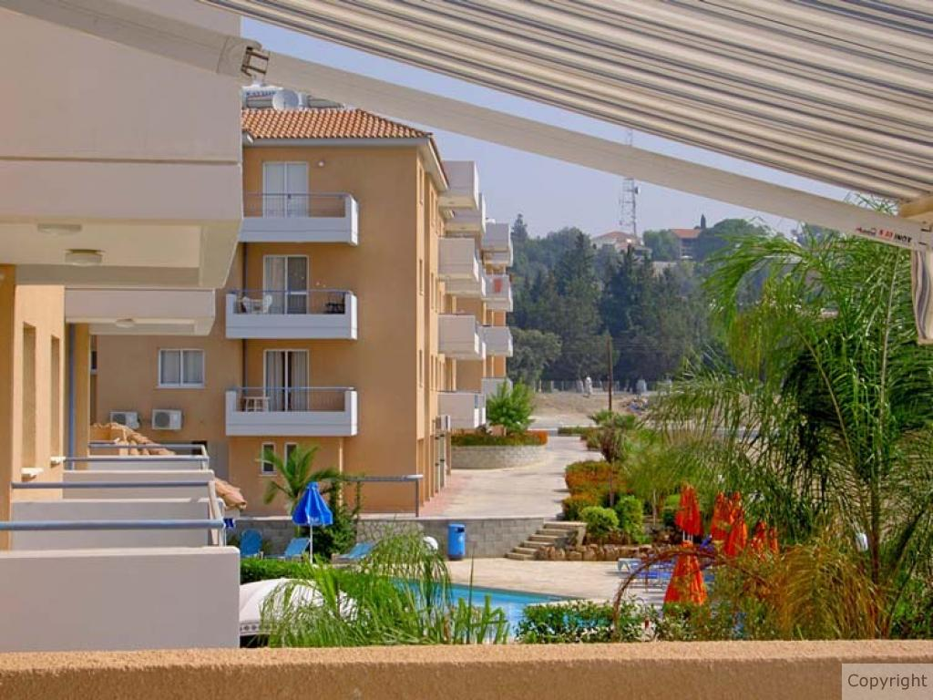 3 Bedroom - Apartment - Pafos - For Sale