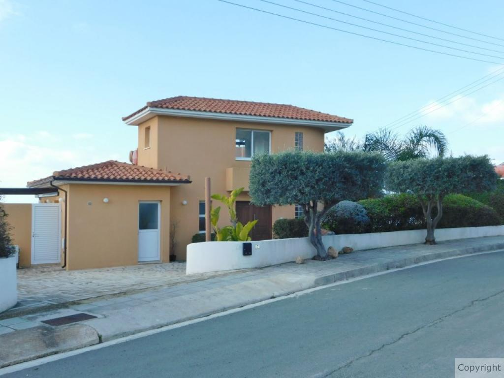 3 Bedroom - Villa - Pafos - For Sale
